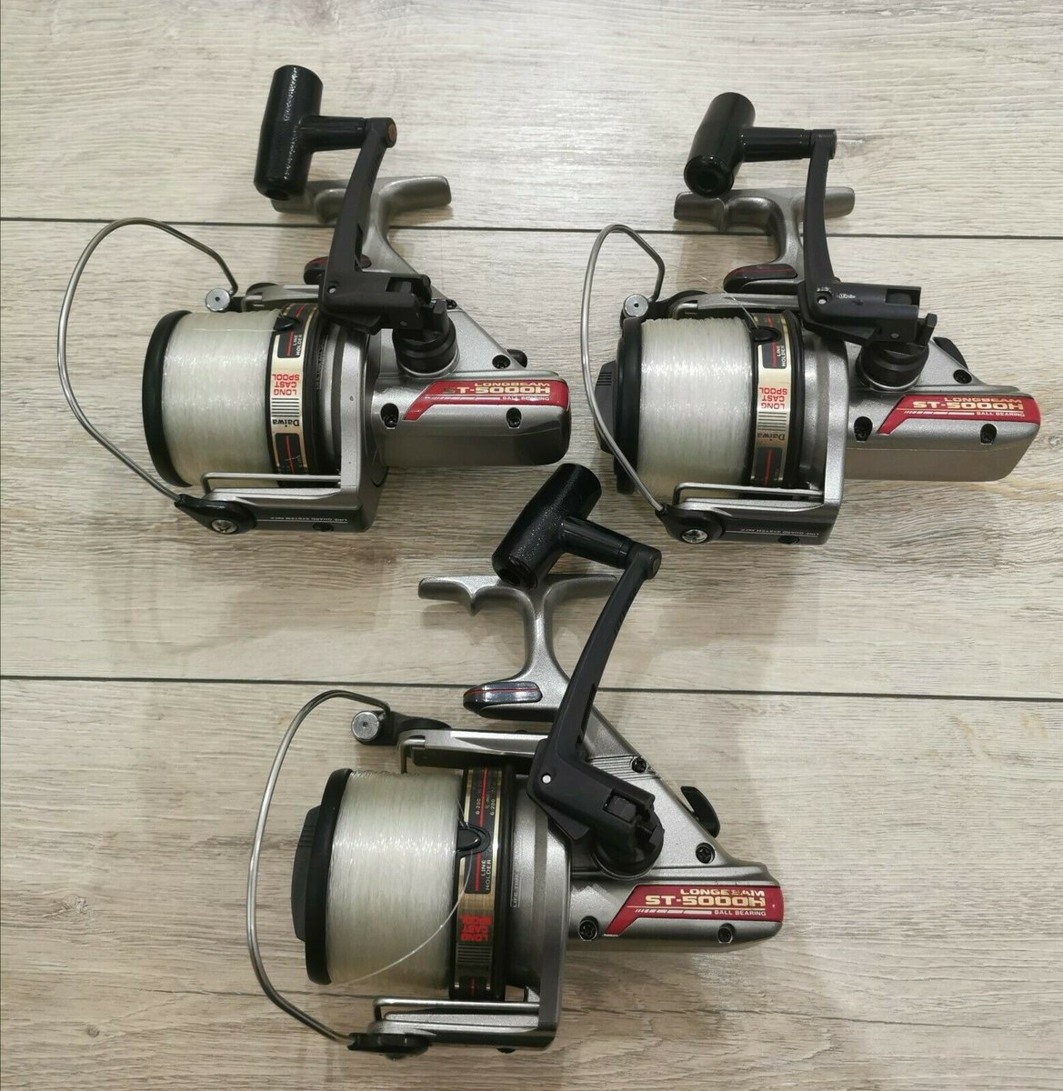 Ad - Daiwa Longbeam ST5000H Reels x3 On eBay here -->> https://t.co/IucoBYTlWy  #carpfishing h