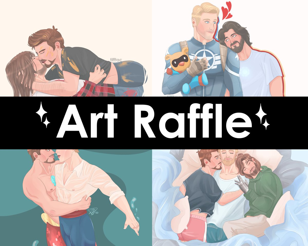 ✨ART RAFFLE✨  ✨1 Ko-fi Donation ($3) = 1 entry into a chance to win either commission option below!   ✨FULL-BODY fully colored single char.  OR ✨HALF-BODY fully colored two char.   ✨Raffle Ends 2/9 @ 12 PM EST ✨Link and details below ⬇️