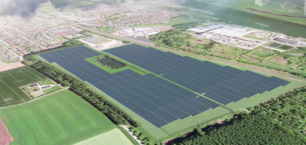 test Twitter Media - Solar Magazine - Shell start dit kwartaal met bouw zonnepark Sas van Gent-Zuid https://t.co/zUelfnSa9m https://t.co/5k7ESyiwcZ
