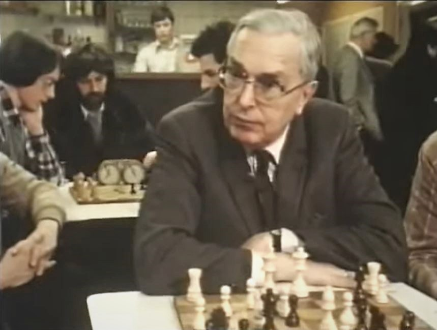 "test Twitter Media - ""Chess is more than just a game. It's a way to relax for people who have been working all day and it's been said that chess is good for cognition. For sure it enhances systematic thinking,"" - says former world champion and FIDE President Max Euwe in the documentary. https://t.co/4oePY8qV6Q"