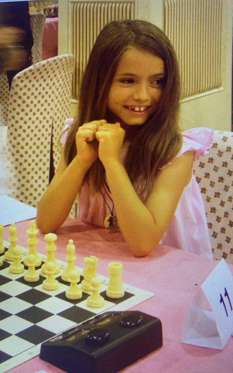 test Twitter Media - RT @AnnaCramling: Me playing in a tournament at the age of 7 :O https://t.co/0ID1uomMiQ https://t.co/5sVsyRqOTs