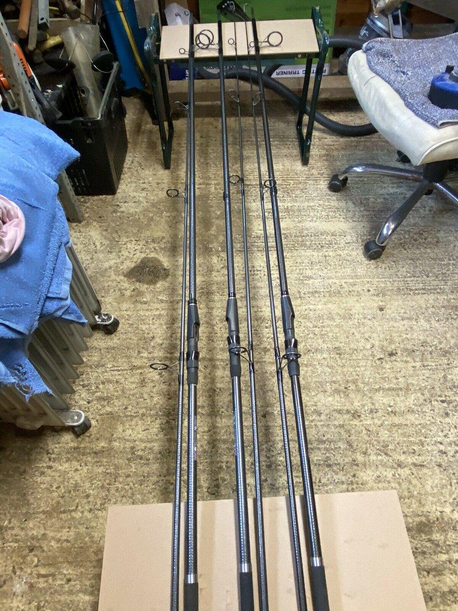 Ad - 3x Century <b>12ft</b> SU. 3lb Test Curve Rods On eBay here -->> https://t.co/ggs1xn3N5e