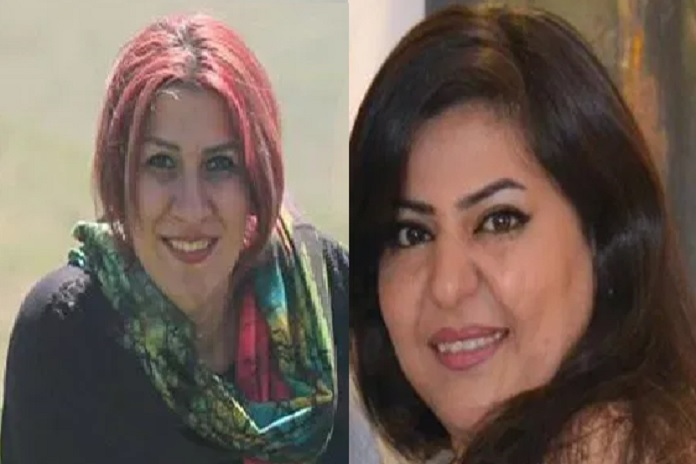 test Twitter Media - Two members of the #Bahai faith, Negin Tadrisi & Sofia Mobini, have been sentenced to 5 years impprisonment in Iran for peaceful activities.   The Baha'i community is one of the most severely persecuted religious minorities in the Islamic Republic. https://t.co/EtI4OVRQZf