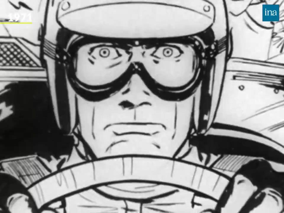 """DISPARITION. Il était le """"dernier monstre sacré de l'âge d'or de la BD franco-belge"""". Le dessinateur Jean Graton, créateur de """"Michel Vaillant"""", est mort ce jeudi à l'âge de 97 ans. Le voici dans ses œuvres, le crayon à la main sur les pistes automobiles, en 1971. #MichelVaillant https://t.co/YlUBSGUM1C"""