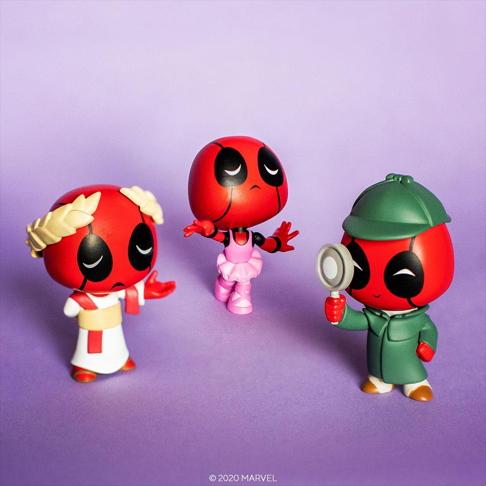 Which Deadpool Mystery Mini is your favorite? Pre-order them now!  #FunkoFair #Funko #Deadpool #Marvel