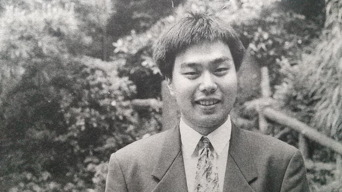 test ツイッターメディア - 三浦弘行五段(当時)。1996年将棋マガジンより。 https://t.co/jt2wE5blmR