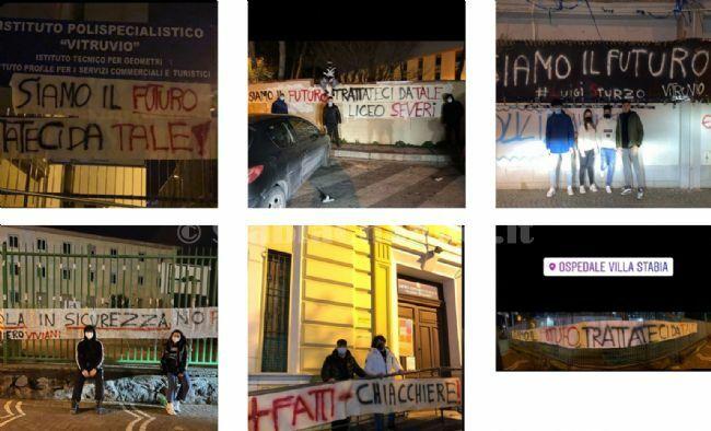 test Twitter Media - #Cronaca #Castellammare - Si avvicina il ritorno alle lezioni in presenza. Protesta degli studenti delle superiori LEGGI LA NEWS: https://t.co/SZUubbfIWw https://t.co/NFuCiuRUoL