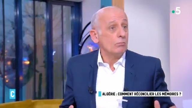 """""""Nous, Français, avons martyrisé un peuple pendant un siècle.""""  Pour @jmaphatie, la France doit présenter des excuses aux Algériens. #Clhebdo https://t.co/xod6KLErDl"""