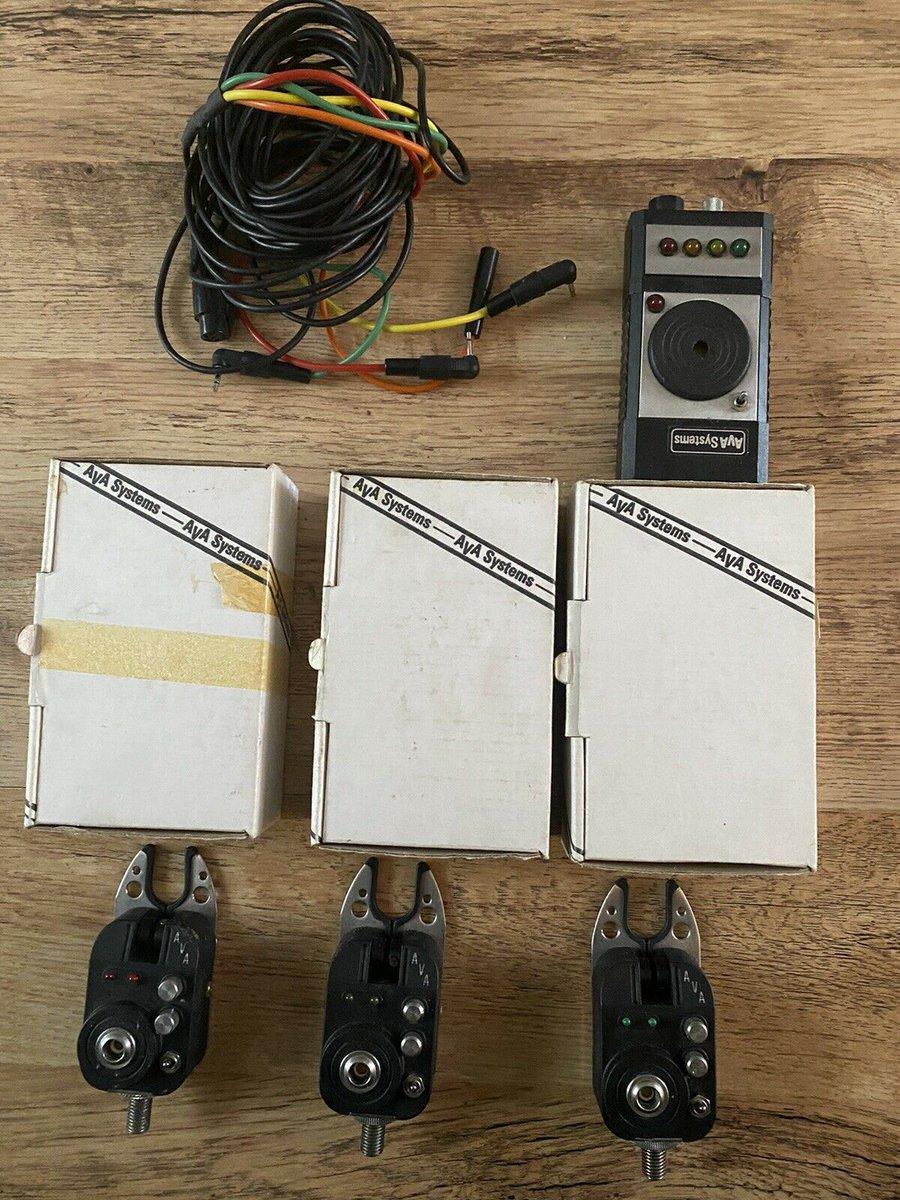 Ad - AVA Bite Alarms x3 &<b>Amp;</b> Sounder Box On eBay here -->> https://t.co/5XtfIvSAYX  #c