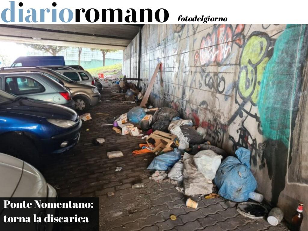 test Twitter Media - Era stato ripulito alcuni mesi fa ma il passaggio sotto Ponte Nomentano, altezza via Tripoli, è di nuovo in queste condizioni. #Roma #fotodelgiorno https://t.co/Cz4robTMtR