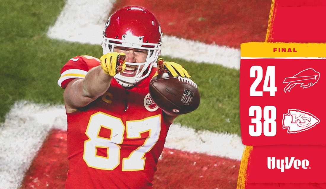 test Twitter Media - RT @Chiefs: WE'RE GOING BACK TO THE SUPER BOWL!!!!!! https://t.co/fVfCJNQhkr