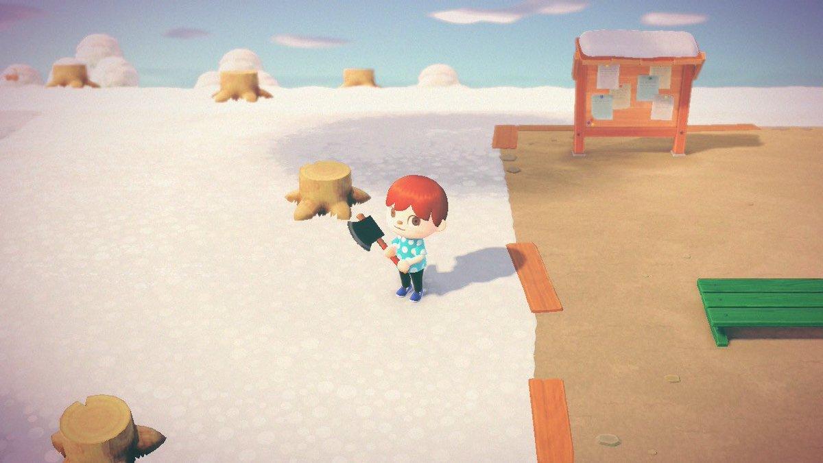 test ツイッターメディア - あつ森は子供たちへ森林の大切さを教えるゲームなのかもしれはい https://t.co/rQeakUt94p