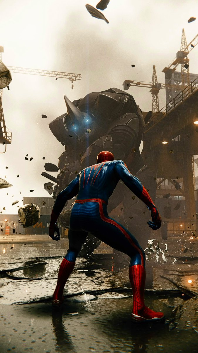 test ツイッターメディア - 強敵に立ち向かえ  #Spiderman #スパイダーマン #PS4 https://t.co/pE20fl0DDH