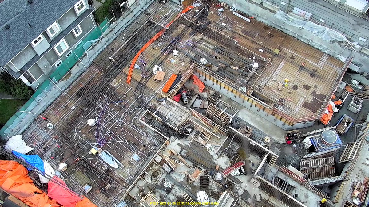 test Twitter Media - Bird's eye view of our Chelsea Marine project, Building 1 suspended slab underway, Building 2 excavation/shoring complete and under slab servicing progressing. https://t.co/UC3aQnmYfe