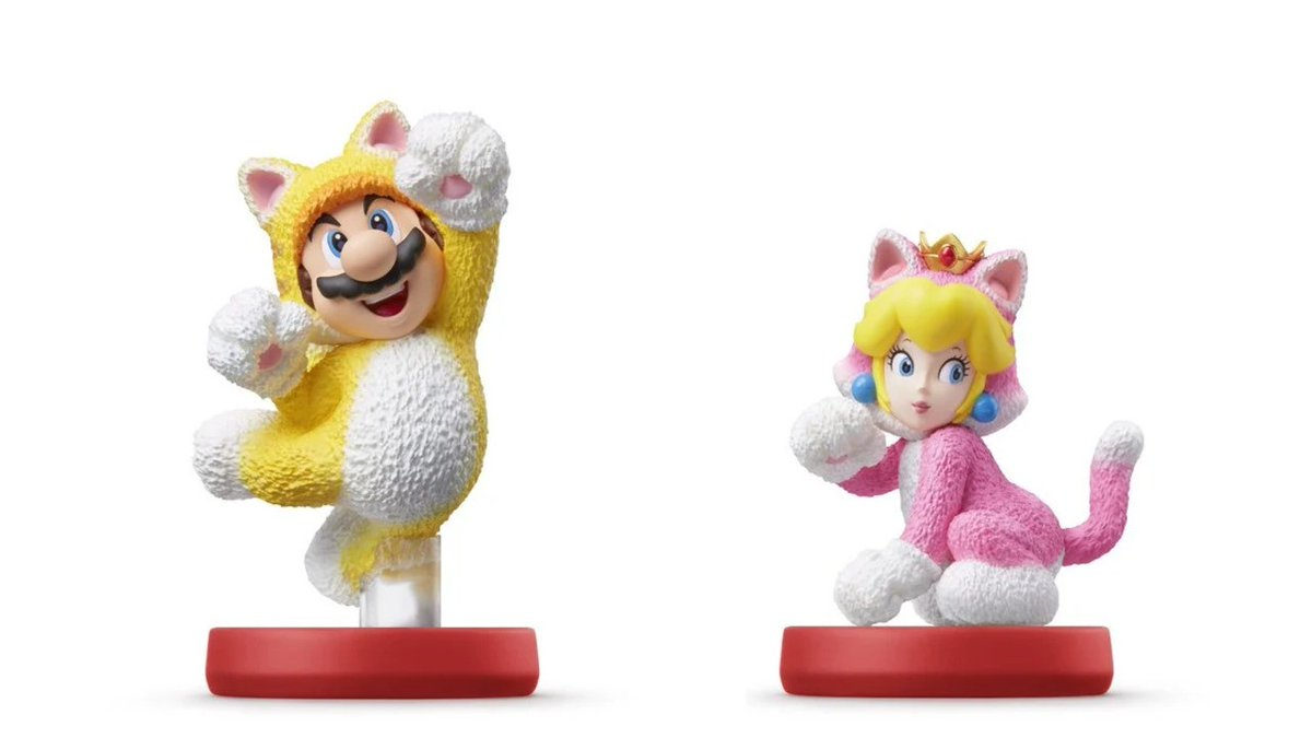 Super Mario 3D World + Bowser's Fury amiibo Functionality Detailed  #NintendoSwitch #SuperMario #UpcomingReleases #amiibo