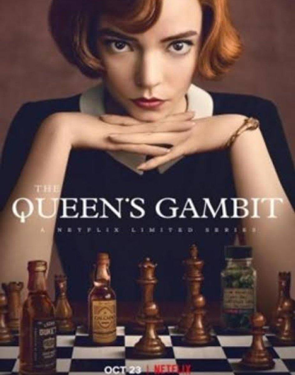 test Twitter Media - RT @Xook09: Gambito de Dama, Netflix. En el capítulo final lloré 7 veces. Ah, y me compré un ajedrez. https://t.co/3c6mEJPE2H