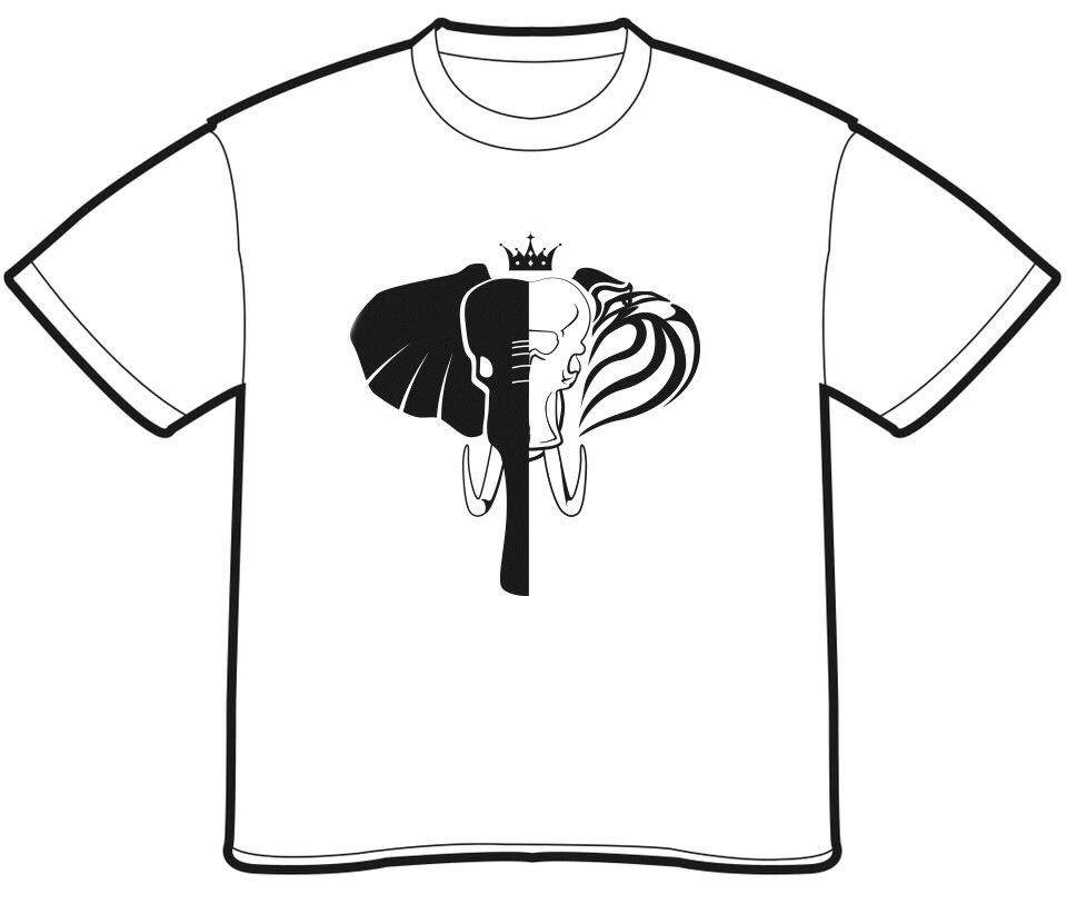 test ツイッターメディア - 昔に作ろうとしたTシャツ ハーフボーンシリーズ  #夏に向けて https://t.co/Rkbo598ocq
