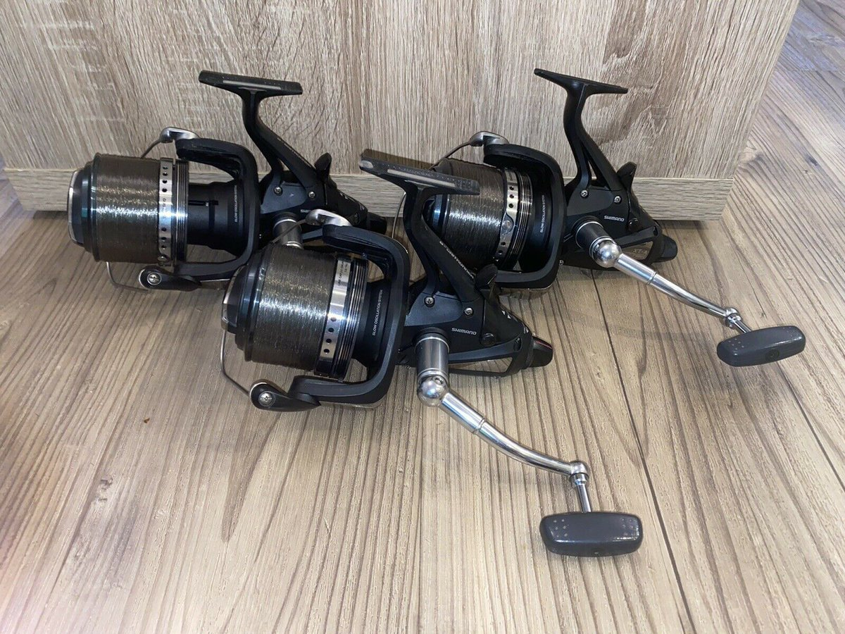 Ad - 3x Shimano Big Baitrunner XT-A Long Cast Reel On eBay here -->> https://t.co/8AlNvNY2le