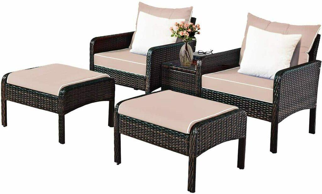 Wisteria Lane Outdoor Furniture Set https://t.co/GDF9os6Muc...