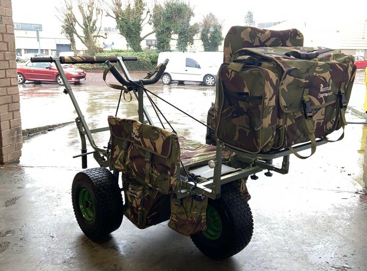 Ad - PRESTIGE CARP PORTER PUNCTURE PROOF  On eBay here -->> https://t.co/KXSnqZTDxa  #carpfish