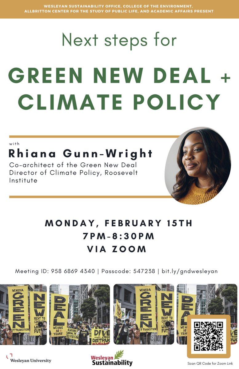 test Twitter Media - Join @rgunns, co-architect of Green New Deal and Director of Climate Policy @rooseveltinst and @sustainablewes in an interactive discussion about next steps for the Green New Deal and climate policies at local, state, and national levels. 2/15, 7-8:30: https://t.co/rgViNpnPOq https://t.co/cSz0hlHMns