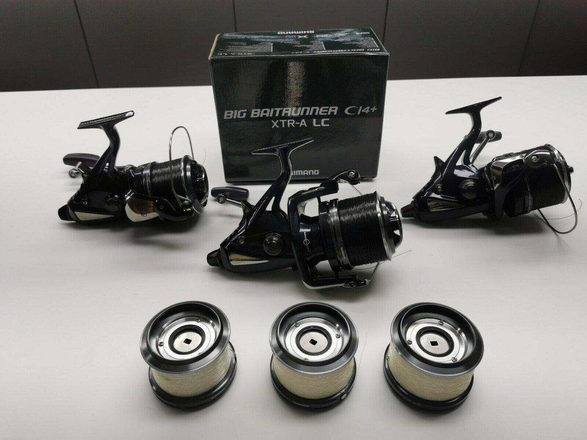 Ad - Shimano Big Baitrunner CI4+ XTR-A long <b>Cast</b> reels On eBay here -->> https://t.co/w