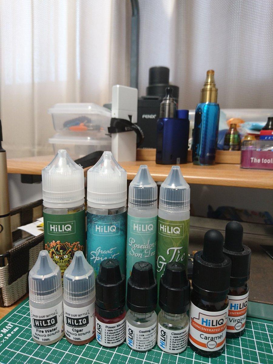 test ツイッターメディア - @HILIQ_sandy HiLIQさんの製品はコスパもいいし、何より上海からとは思えないほど届くのが早いので大満足ですよ👍  とりあえず、現在家にあるHiLIQ製品の在庫を並べてみました😄 と思ったらニコベース並べるのを忘れてました😅 https://t.co/w5xcGhu6gY