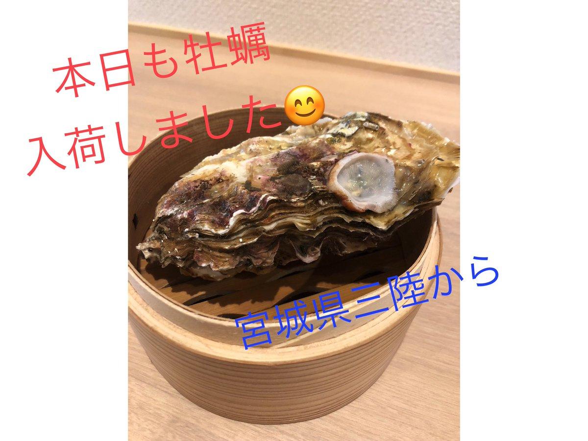test ツイッターメディア - 本日も牡蠣入荷しました〜😊 生でも美味しい牡蠣ですがいざなみの蒸し牡蠣はせいろで蒸すからふっくら甘い‼️ 是非一度お試し下さい😊 日本酒好きさん必見‼️ 佐久の花soko😊 初しぼりの裏佐久との飲み比べが大好評です😊 店長飲み比べましたよ🤤 (*´༥`*)ウマシッ❣️ 違いが一目瞭然😊 https://t.co/I4jZtTyG3s
