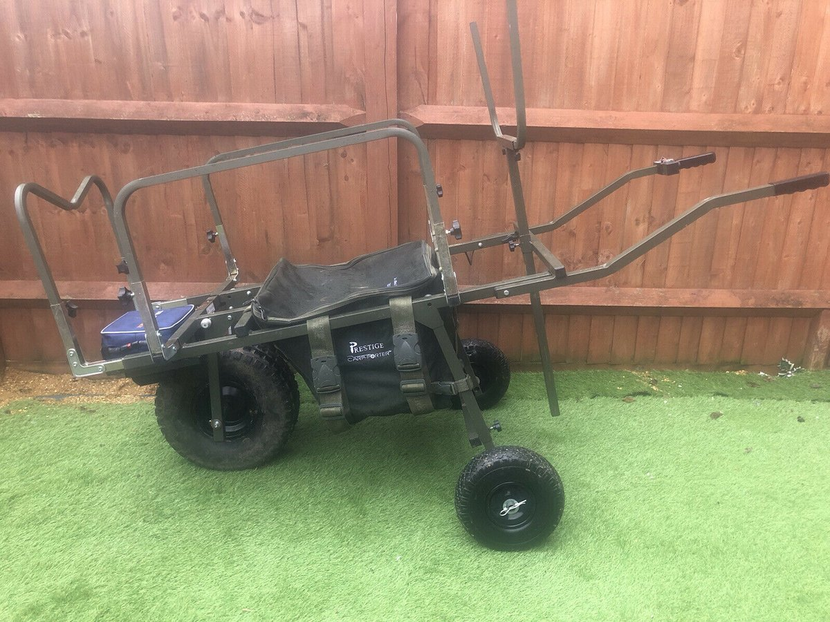 Ad - Carp Power Porter Barrow 12v with Drop in Middle Bag On eBay here --&<b>Gt;</b>&<b>Gt;</b> http