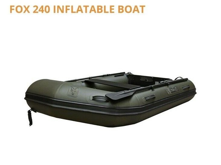 Ad - Fox Carp Fishing Boat 240 & extras On eBay here --&<b>Gt;</b>&<b>Gt;</b> https://t.co/eb21J