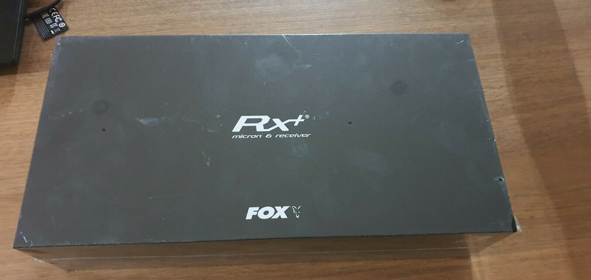 Ad - Fox RX+ Micron & Receiver - 3 Rod Presentation Set On eBay here --&<b>Gt;</b>&<b>Gt;</b> ht
