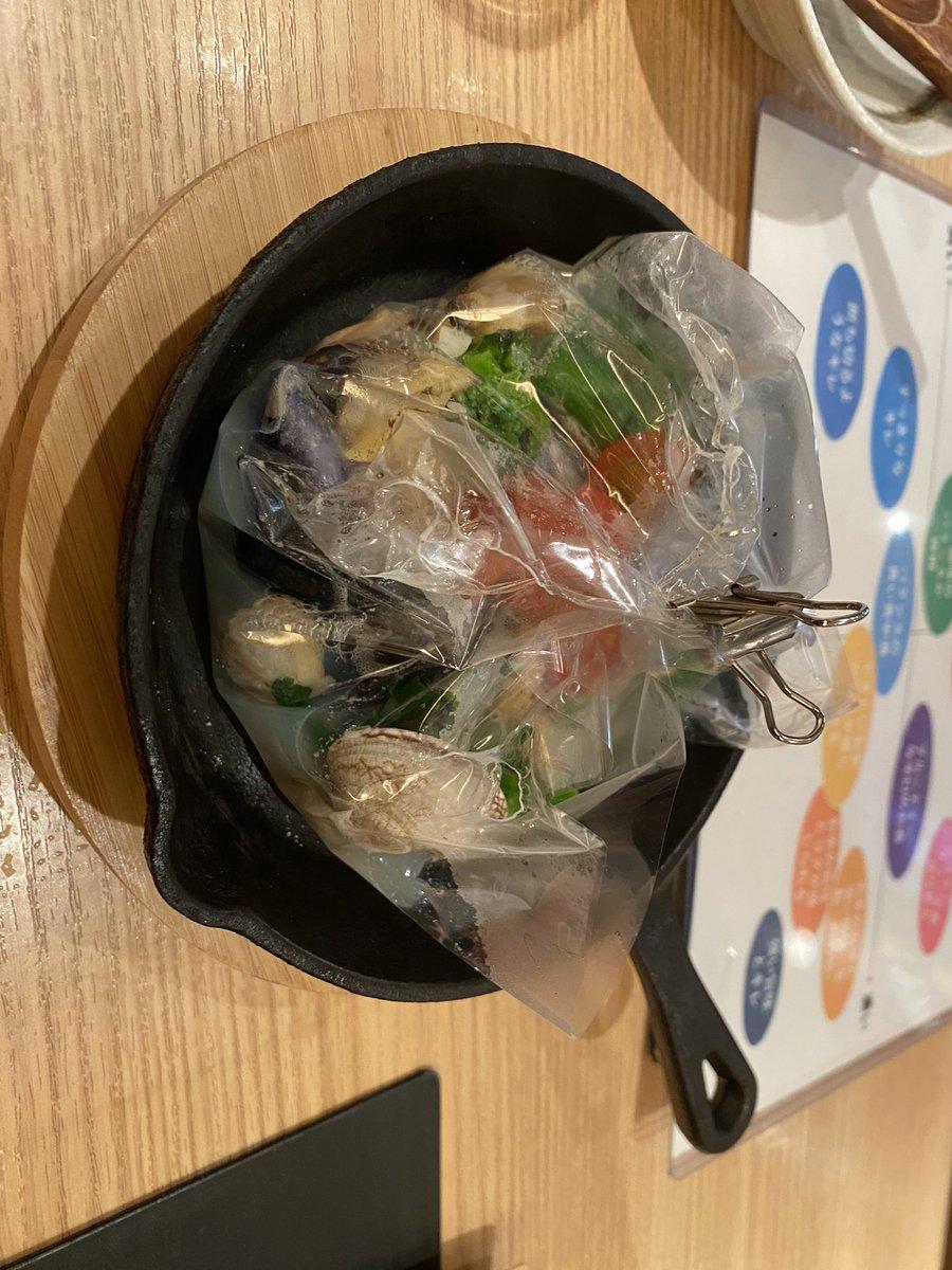 test ツイッターメディア - know・高梨さんを思い出すムール貝とアサリの酒蒸し。菜の花の苦さがいいアクセント。 合わせでちえびじん低ある。白ワイン酵母たまらん。 仙禽は安定。。酸が素敵。 https://t.co/rFsahtHnvt