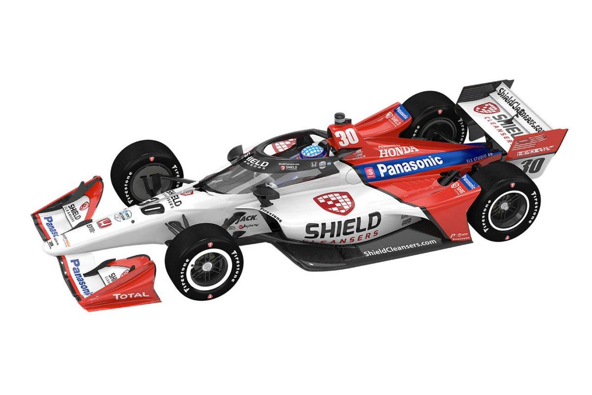 test ツイッターメディア - 2021年のインディカー・シリーズ5戦でレイホール・レターマン・ラニガンの佐藤琢磨車に新スポンサー。ホワイトとレッドのカラーリングに https://t.co/789oFbxe87 #Indyjp #Indycar https://t.co/wm7cItpJ1q