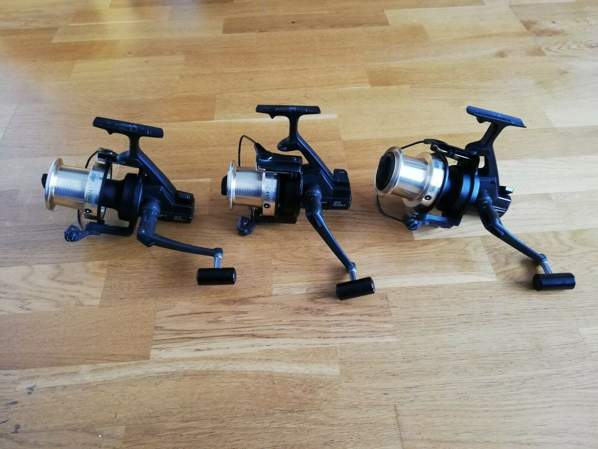 Ad - 3x Daiwa Tournament 5000t On eBay here --&<b>Gt;</b>&<b>Gt;</b> https://t.co/WZfffUa1S8  #carpf