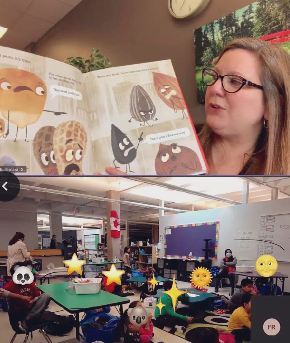 """test Twitter Media - Thank you Ms. Refvik's gr. 2 class @dalhousielib for a wonderful virtual visit today!   """"Mrs. Guillemard, are you an author?""""  """"I am not an author, are there any authors in your class?""""  One young student shared that she used to be an author but is now retired.🤣👏 #ilovetoread https://t.co/dDTFNkhU9W"""