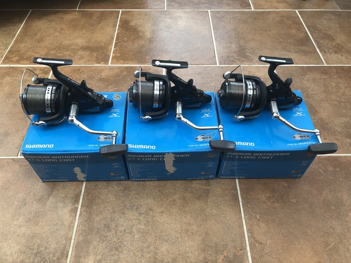 Ad - Shimano Medium Baitrunner XT-A Long Cas On eBay here -->> https://t.co/8ISvYNsnka  #carpf