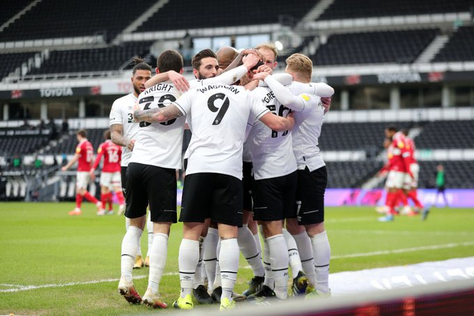 On to Tuesday 👌🐏 #DCFC