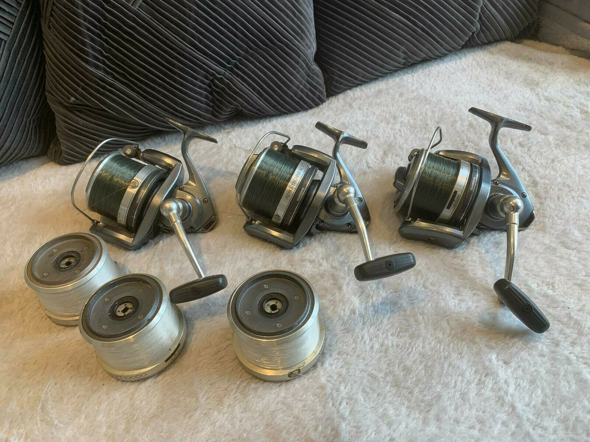 Ad - Shimano Aero Technium 10000 XT x3 On eBay here -->> https://t.co/uOcDKYoZ69  #carpfishing