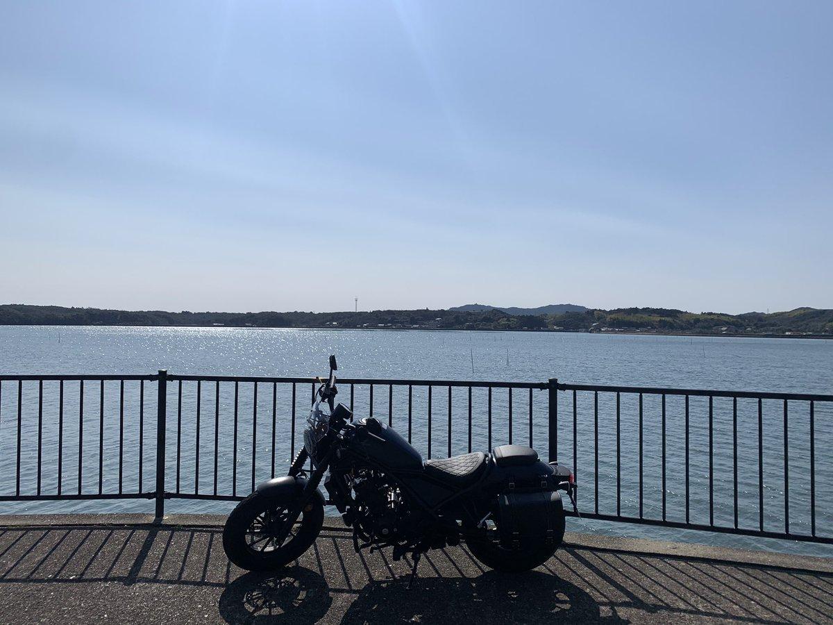 test ツイッターメディア - 志摩に行って来ました。他府県ナンバーの多い事。朝から強風で外洋は白波が立っていました。へんば餅で朝のうちに売切れ必至の『黒餅』購入。パールロードの『的矢大橋』(鋼上路式固定アーチ橋)は風が怖かったので渡らず、内湾の伊雑ノ浦(いぞうのうら)を経由して戻りました。 https://t.co/cwpo5ulpix