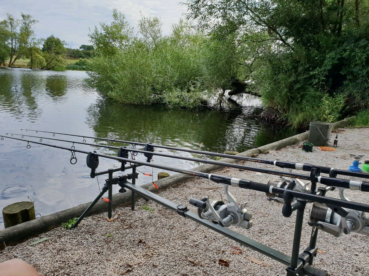 Ad - COMPLETE CARP FISHING SET UP FOR SALE On eBay here --&<b>Gt;</b>&<b>Gt;</b> https://t.co/0YnmoK