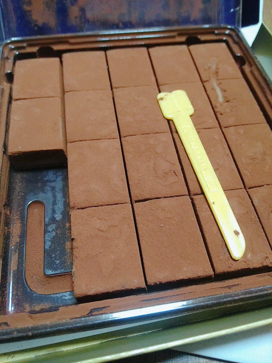 test ツイッターメディア - 頂き物の ロイズ生チョコレートに ベルギーとドイツのホットチョコレートで ホットショコラカフェオレ。  ホットする。 https://t.co/EDmu0neRny