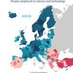Un gráfico que nos recuerda que aún tenemos mucho trabajo por delante.  Vía @milos_agathon / @EU_Eurostat https://t.co/KkYWxrM36s