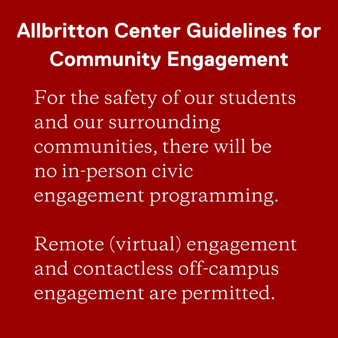 test Twitter Media - The Allbritton Center Guidelines for Community Engagement, learn more about our protocols here: https://t.co/xKj3xzH3do https://t.co/TFpiDC2UFi