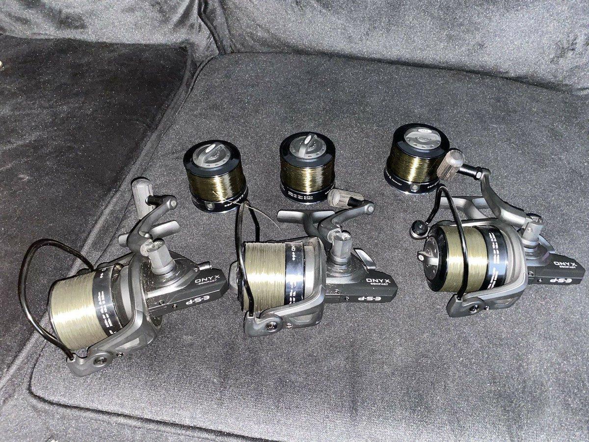 Ad - 3x ESP Onyx Compact Big Pit Fishing Reel On eBay here -->> https://t.co/hfpIwEV04V  #carp