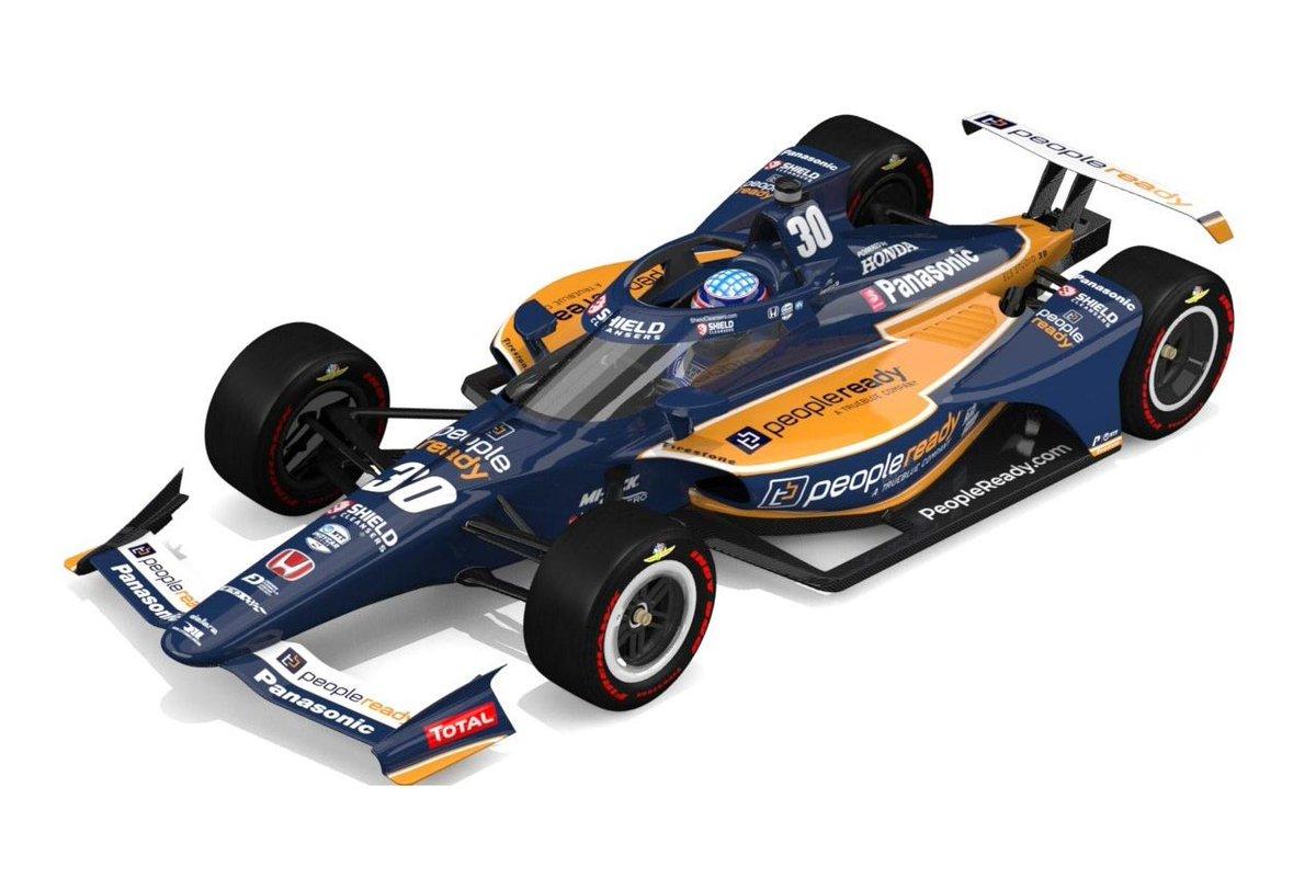 test ツイッターメディア - レイホール・レターマン・ラニガン、2021年インディ500での佐藤琢磨車のカラーリングを公開。92年レイホール車をオマージュ https://t.co/aAzH3wuGEX #Indy500 #Indycar #Indyjp https://t.co/yCYOitdu2f