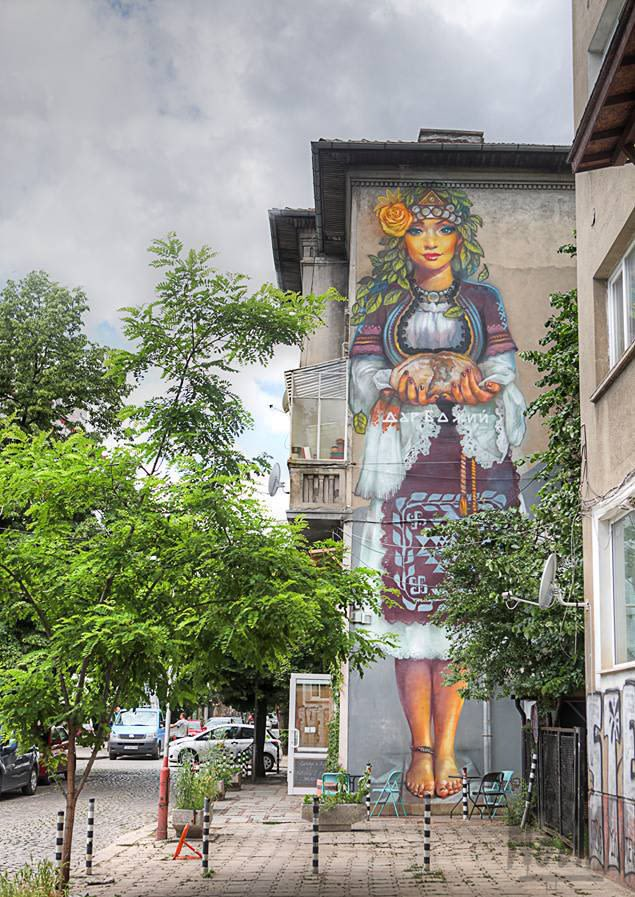 Created by ART BY NASIMO - Sofia, Bulgaria #StreetArt https://t.co/dxMsKskcSW