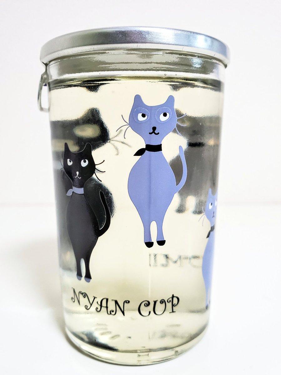 test ツイッターメディア - 今日は #猫の日 だから猫のお酒😸  KALDIの猫カップ酒と 志太泉酒造の しだいずみにゃんかっぷ  #にゃんかっぷ #Twitter晩酌部  #日本酒 #酒 #猫グッズ https://t.co/WSWPeyVWtG