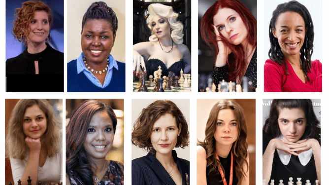 test Twitter Media - To celebrate International Women's Day, @DinaBelenkaya will host a special stream featuring remarkable female chess personalities. ⠀ ⏰Don't miss it! March 8 at 16:00 CET/ 11 AM EST at https://t.co/fimyyECrr9 ⠀ https://t.co/k2niCTDXOo ⠀ #ChooseToChallenge #IWD2021 https://t.co/Pdgy8eRIbD