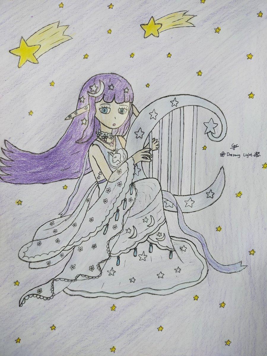 test ツイッターメディア - ミラクルニキ ユニコーンの夢 🦄⭐💫 (Miracle Nikki Unicorn Dream) Also known as Pegasus's Dream  #ミラクルニキイラスト #ミラクルニキ #LoveNikki #lovenikkifanart https://t.co/vexMJYB1N0