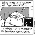 #Fingerpori #jakopaketti https://t.co/PJPdVz39vS https://t.co/jCBIwNp8TQ